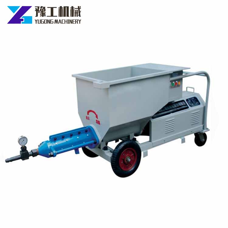 YG Hot sale Mortar concrete cement grout injection pump on promotion