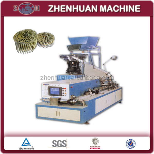 Automatic High Speed Coil Nail Collator