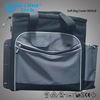 Delicate travel can flat thermoelectric heavy-duty cooler bag on wheels