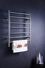 AVONFLOW Stainless Steel Bath Towel Rack, Towel Holder For Hotel, AF-SS0005