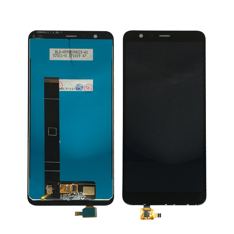 Wholesale Mobile Phone Spare Parts For Asus Replacing Original LCD Screen For asus zb570tl lcd LCD Complete