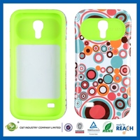 The classic fashion style for samsung s4 active i537 hybrid skin/case