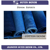 Good quality denim fabric 4-16oz from Suyin Denim