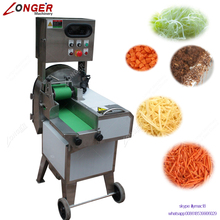 Industrial Fruit and Leaf Vegetable Spinach Cutting Cutter Vegetable Shredder Machine