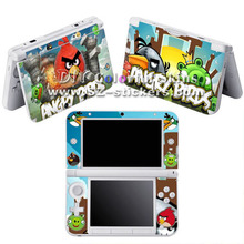 Vinyl Skin Sticker for Nintendo 3ds xl for dsi xl for 3ds with Lots of Cartoon Designs