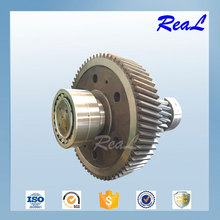 CNC Machining Gear and Shaft Customized Machinery Parts