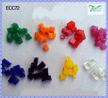 Square Eco Soil Water Beads Orbeez Crystal soil,Crystal mud,Gel water balls