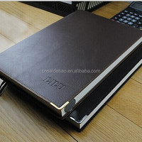 Leather Notebook Stationery Office Supplies Provide