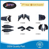 Motorcycle Plastic Parts Side Covers For Bajaj Pulsar 180 PartsBPC3472
