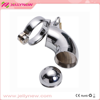 JNS-23600 best gift for man, stainless steel toy sex for man