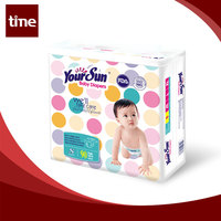 OEM good Quality Disposable thick sleepy baby diaper/Printed Quick Absorbed Adult Baby Diapers With Super Absorbent Core