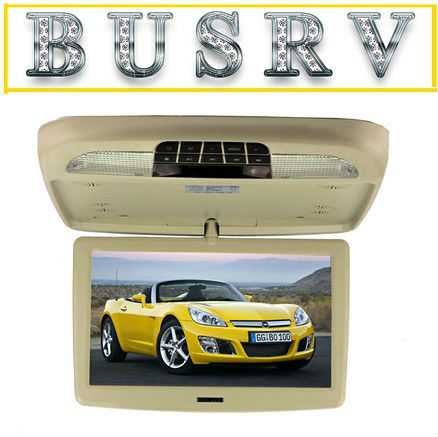 2013 New Hot Model 10 Inch Super Slim car roof dvd player