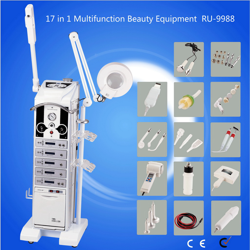 meishida beauty equipment 17 in 1 Multifunction Beauty Equipment Cynthia RU 9988