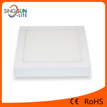 12 watt Square surface mounted Round ceiling LED Panel Light