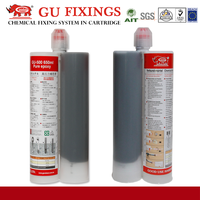 Good performance eopxy resin glue strong cohesion concrete epoxy planting screw adhesive