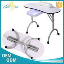 Professional Design Manicure Salon Table Nail Bar Furniture For Sale
