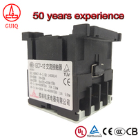 GC7-12 high quality brand 3 phase 12A ac contactor air conditioningmagnetic ac contactor refrigearte