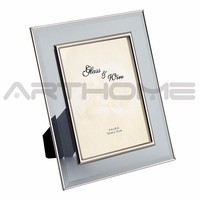 Festive Gift Customized Fashionable Professional Design Double Sided Glass Photo Frame