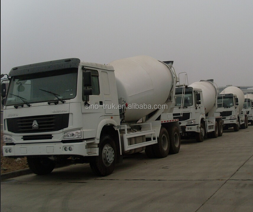 Factory best price sale 8 cubic meter howo concrete mixer truck