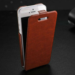 elegant fashion cover for iphone 5 new high end leather case for iphone5 leather flip case for iphone 5