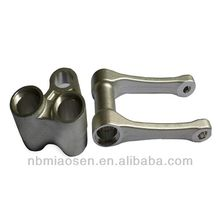 customized aluminum cold forging fabricated product