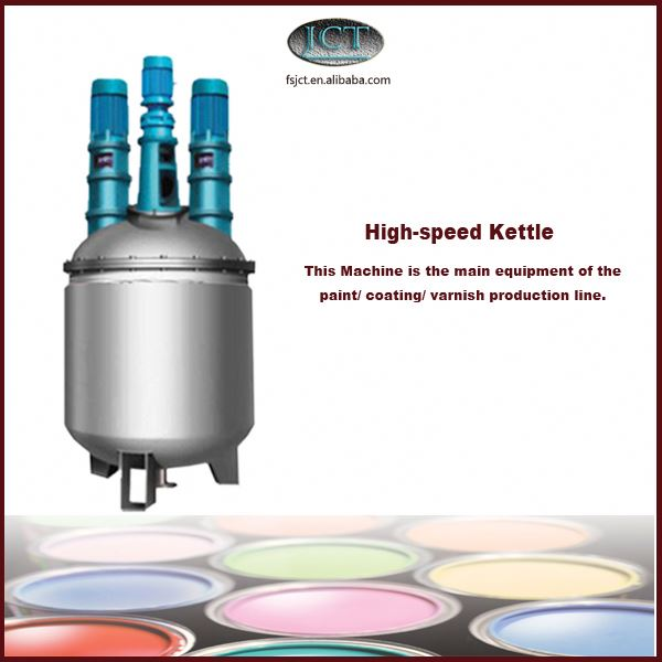 paint mixing equipments making machinery