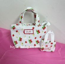 newest magazine pvc giveaway bag