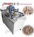 Commercial Broom Stick Milling Machine|Wooden Round Rod Making Machine