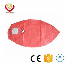 Eco-friendly Multi-colored Chinese Biodegradable Sky Flying Paper Lantern with kite line
