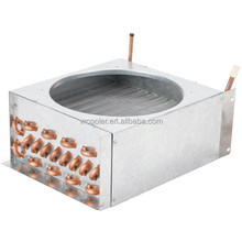 Hot selling Factory direct sales Train A/C condenser coil with OEM service