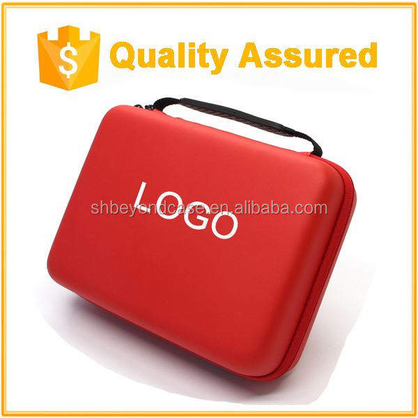 Hard plastic waterproof shockproof outdoor first aid kit box