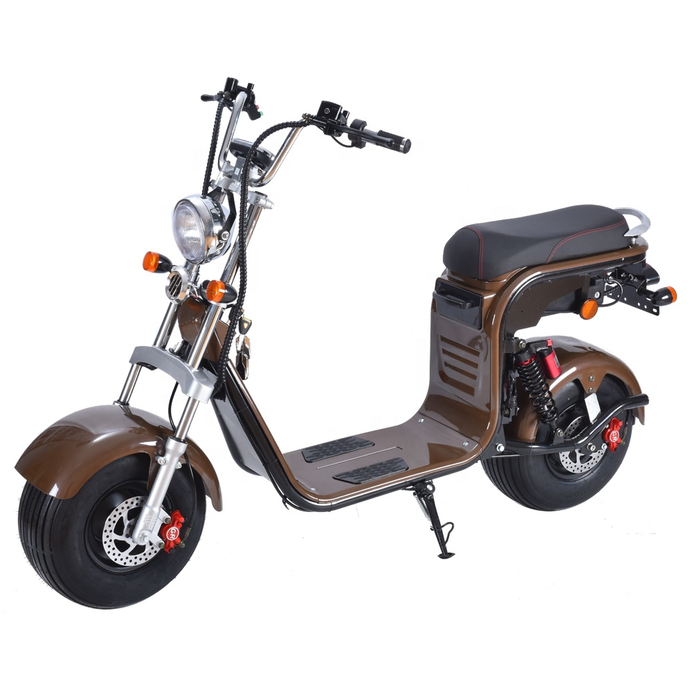 Europe warehouse 1500w fat <strong>electric</strong> beach cruiser motor citycoco with large lcd meter <strong>Electric</strong>+Scooters
