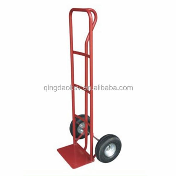 Cheap wholesale tool push cart pneumatic wheel hand