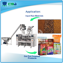 Beverage and Food production machine potato chips packaging machine price