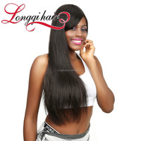 xuchang Factory Unprossed Supplier 6a Virgin Russian Bolivian Hair Extension Longqi Hair Products Straight Hair Weave
