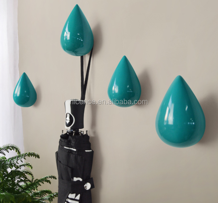 2016 new water drip style home wall hook hangers
