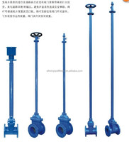 Long stem Gate Valve