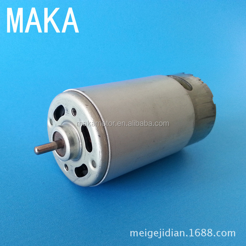 560JH07 high rpm electrical electric mirror motor 50000 rpm