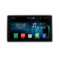 Android 7.1.2 2+32G dual-screen interactive mobile Internet full touch screen universal car dvd player