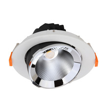 Super Quality Custom-Tailor Ce ,Rohs Certified High Power Dimmable 30W Cob Led Downlight