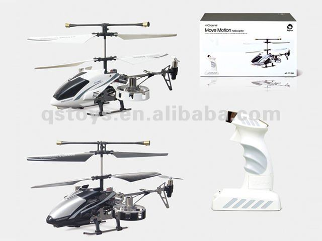 4CH Infrared Move Motion RC Helicopter with GYRO