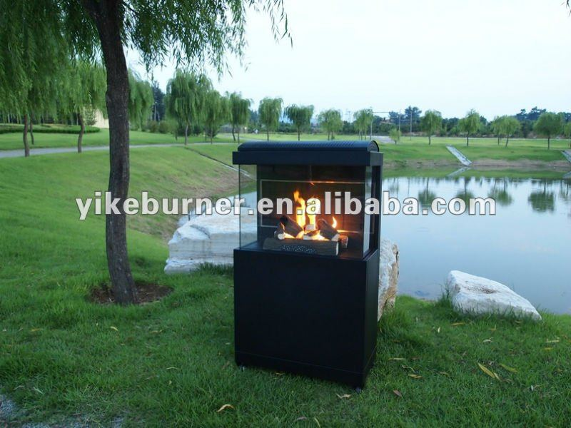 TB-5 Outdoor Gas Fireplace