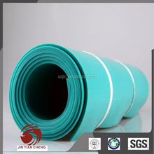 Used in galvanization sheet roll pvc Plastic pvc soft plate