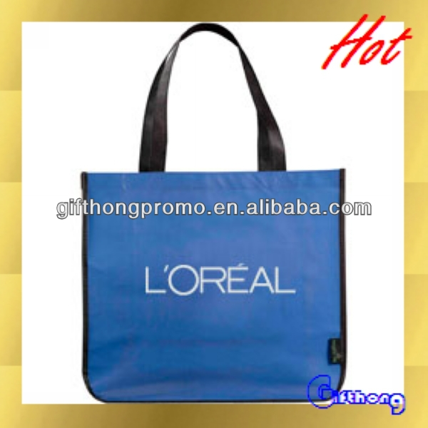 Recycled pp non woven tote bag