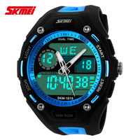 skmei branded best products analog digital sports watches cheap big face watches for men