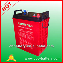 6V330AH-Floor Machine Battery-AGM Deep Cycle battery