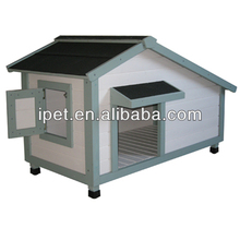 Commercial Wooden Dog Cage with window DK004