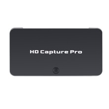 ezcap295 1080P HD Capture Pro Save Video to HDD Support Playback Watermark Schedule bitrate resolution Splite/un-splite Steaming