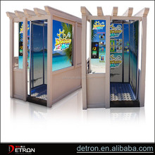 nice popular vending booths
