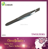 ST073 Metal Tweezers/Straight Squared Metal Tweezers Wholesale